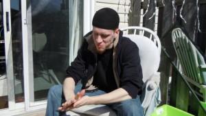 Guarda la versione ingrandita di Aaron Driver, sospetto terrorista Isis in Canada: pianificava attacchi