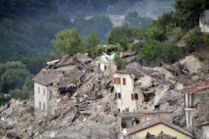Terremoto, Accumuli si è spostata di 16 centimetri dopo la scossa