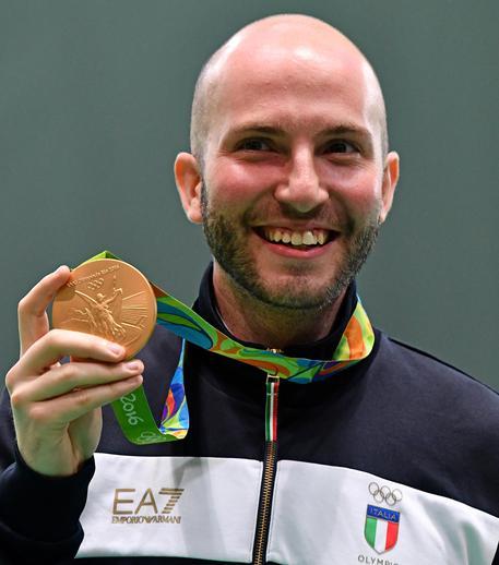 Rio 2016, Niccolò Campriani: secondo oro, vince carabina 3 posizioni