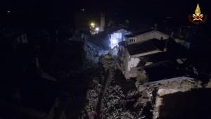 Terremoto Amatrice, 26 agosto nuova scossa magnitudo 4.8: altri crolli