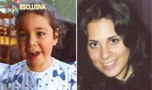 Guarda la versione ingrandita di Angela Celentano: ricompensa Messico per chi trova Celeste Ruiz (foto Ansa)