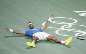 Rio 2016: tennis, Rafa Nadal eliminato da Del Potro in semifinale