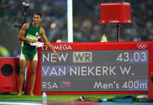 YOUTUBE Rio 2016, Van Niekerk: 400 metri, oro e record del mondo