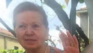 Guarda la versione ingrandita di Antonietta Turri scomparsa a Varedo, trovata morta vicino Modena