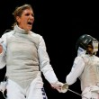 Rio 2016, fioretto. Arianna Errigo eliminata. Avanti Elisa Di Francisca