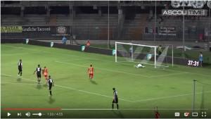 Ascoli-Lecce 8-9 (2-2 dts): highlights Coppa Italia VIDEO