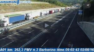 Guarda la versione ingrandita di Ferentino: auto contromano su autostrada A1, tre feriti (foto d'archivio)
