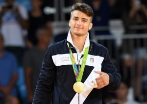 "Rio 2016, Basile show: ""Io sex symbol? Pensa la mia ragazza..."""