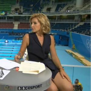 Rio 2016, Helton Skelton: cosce presentatrice Bbc impazzano su Twitter7