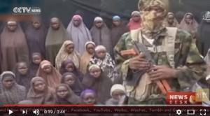 Guarda la versione ingrandita di YOUTUBE Boko Haram, nuovo video con studentesse rapite