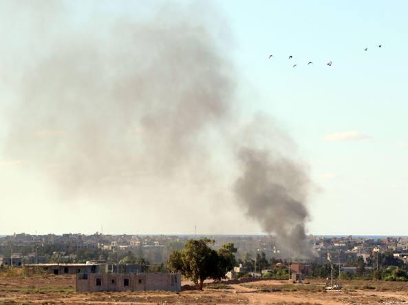 Bombe Usa contro Isis in Libia: primi raid a Sirte