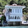 YOUTUBE Nave cargo finisce nella villa storica sul Bosforo01