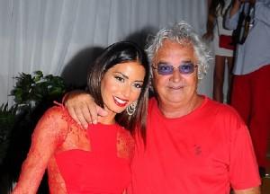 Flavio Briatore ed Elisabetta Gregoraci si lasciano? Quella foto...