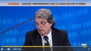 """Renato Brunetta: """"Non amo discoteche, sono tutti alti e..."""""""