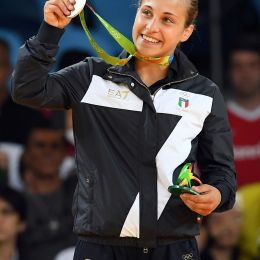 """Rio 2016, Odette Giuffrida d'argento: """"Sono felice solo a metà"""""""