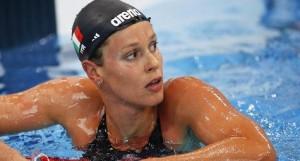 Guarda la versione ingrandita di Rio 2016, Federica Pellegrini super. Staffetta termina sesta (foto Ansa)