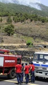 Canarie in fiamme: bruciato isola La Palma 111