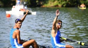 Guarda la versione ingrandita di Rio 2016, canottaggio: Italia con 3 barche nelle finali