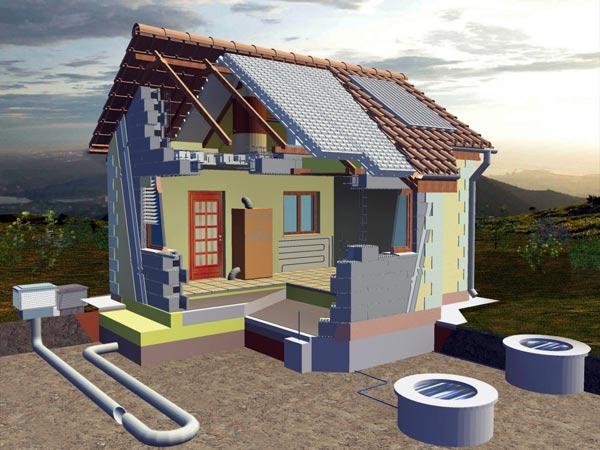 Terremoto 70 case italiane non a norma anti sismica for Modelli di case italiane