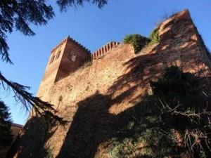 Guarda la versione ingrandita di Arignano, vendesi castello con fantasma e tesoro. L'annuncio (foto Ansa)