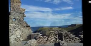 YOUTUBE Castello di Tintagel: Re Artù è nato qui?
