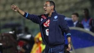 """Sarri attacca arbitri: """"Più facile espellere allenatore in tuta che in doppiopetto"""""""