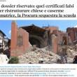 Terremoto scoperchia..Italia imbrogliona. Furbetti del cemento