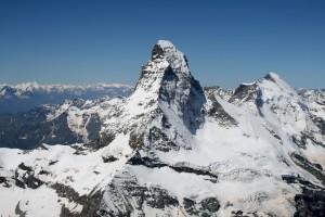 Cervino, trovati morti i due alpinisti dispersi da giovedì