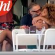 Vincent Cassel a Ibiza con Tina Kunakey