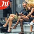 Vincent Cassel a Ibiza con Tina Kunakey2