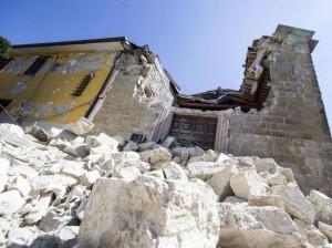 Terremoto Accumoli, chiesa crollata: per sicurezza sismica spesi... 33 euro