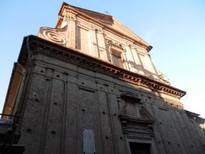 Guarda la versione ingrandita di Savigliano, ragazzo di 14 anni appicca il fuoco in chiesa