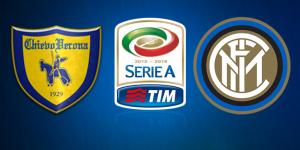 Chievo-Inter streaming e in tv, dove vederla
