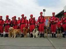 Una squadra del Rescue Team of Ram Union