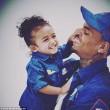 Chris Brown, polizia circonda la casa dopo chiamata al 911 di una donna01