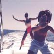 """Claudia Galanti, foto vacanze su Instagram. Insultata: """"Vai a lavorare"""" 6"""