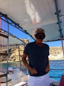 Claudio Baglioni, incontro shock al mare con una...