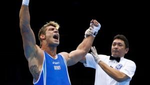 Guarda la versione ingrandita di Rio 2016, Clemente Russo Olimpiadi finite: sconfitto da Tiscenko