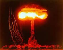 Esplosione nucleare nordcoreana