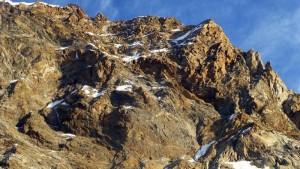 Guarda la versione ingrandita di Carlo Revel Chion cade in crepaccio Monte Rosa e muore (foto d'archivio Ansa)