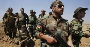 Guarda la versione ingrandita di Milizie curde