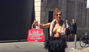 """Daniela Martani, scherzo telefonico in radio: """"5mila euro per la carne..."""""""