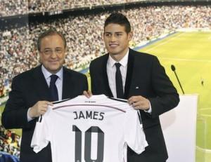 Calciomercato Juventus, ultim'ora. James Rodriguez, la notizia clamorosa