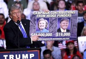 Guarda la versione ingrandita di Donald Trump: