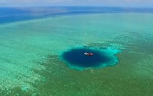 VIDEO YOUTUBE Dragon Hole, la voragine più profonda al mondo