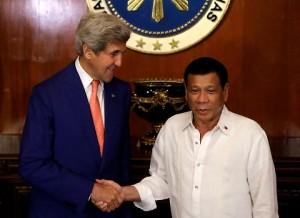 Guarda la versione ingrandita di Filippine, presidente insulta ambasciatore Usa: