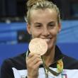 Rio 2016, Tania Cagnotto chiude Olimpiadi con bronzo