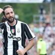 Juventus-Fiorentina, Higuain subito decisivo FOTO ANSA