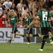 Sassuolo-Stella Rossa 3-0 video gol highlights foto pagelle_7