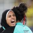 YOUTUBE Beach volley, Egitto-Germania: Doa El-ghobashy con hijab5